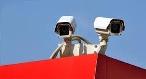 فراگستر الکترونیک دوربین مداربسته ضد خرابکاری