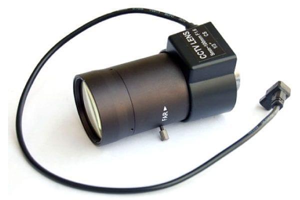 همه چیز در مورد لنز دوربین مداربسته