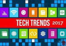 تحول فن آوری های پیشرفته در سال ۲۰۱۷