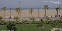 تصویر دوربین HF81200E از کنار دریا