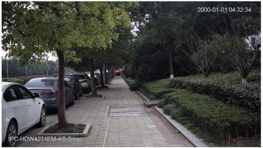 فراگستر الکترونیک DORI Distance در مشخصات فنی دوربین های داهوا و مکسرون بیانگر چیست؟
