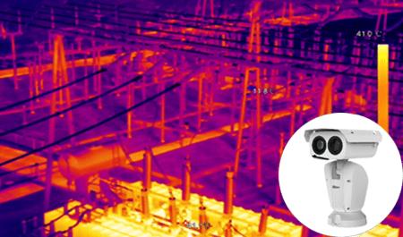 راهکارهای تصویر برداری حرارتی داهوا