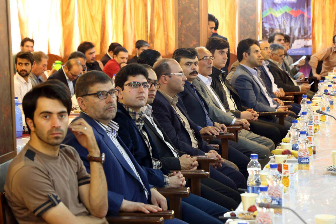 سمینار شهر امن اردبیل  faragostar-co.com