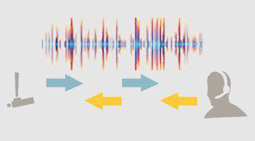صدا در سیستم های نظارت تصویری