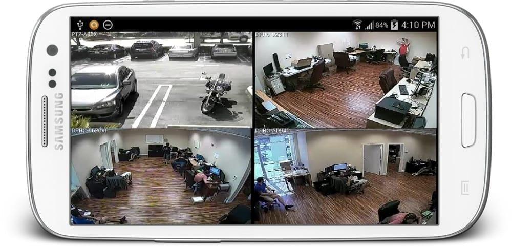 دوربین مداربسته چیست؟  faragostar-co.com
