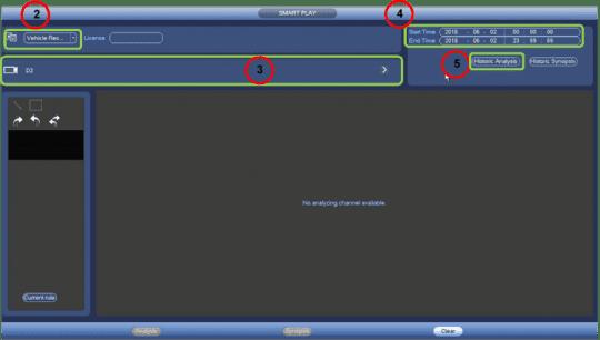 فراگستر الکترونیک آموزش تنظیمات دوربین پلاک خوان پارکینگی - داهوا