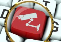 camera-key-magnified-shows-cctv-and-web-security