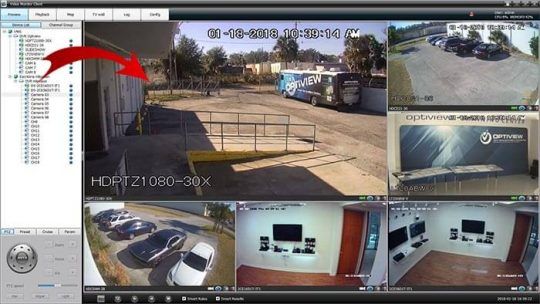 11 540x304 انتقال تصویر دوربین های مداربسته داهوا و هایک ویژن با نرم افزار