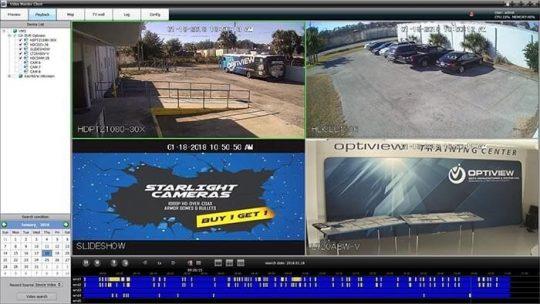 12 540x304 انتقال تصویر دوربین های مداربسته داهوا و هایک ویژن با نرم افزار