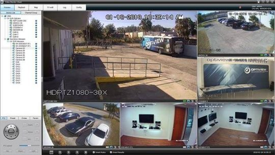 2 4 540x304 انتقال تصویر دوربین های مداربسته داهوا و هایک ویژن با نرم افزار