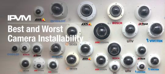 بهترین و بدترین دوربین از نظر نصب