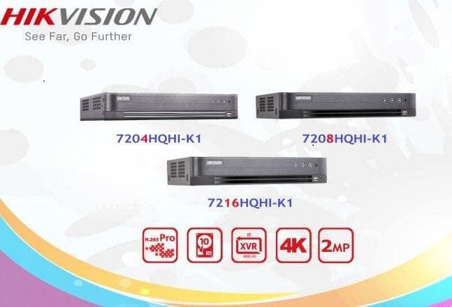 پرفروش ترین دستگاه های DVR هایک ویژن